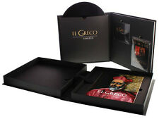 El Greco Collector's Edition LP RARE VINYL + CD + DVD + BOOK LIMITED EDITION BOX
