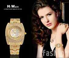 Women's Rhinestone Watch