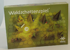 shadow in the woods KRAUL board game Waldschattenspiel Waldorf dwarfs candle NEW
