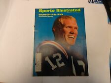 1970 Sports Illustrated Terry Bradshaw Cover February 9th