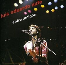 Entre Amigos by Luis Eduardo Aute (CD, Oct-2002, 2 Discs, Dro Atlantic)