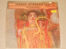 MAHLER -Symphony No. 6- Kubelik, Böhm, Fischer-Dieskau 2xLP