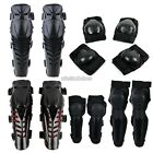 Sport Motorbike Bike Racing Tactical Skate Protective Knee &Elbow Pads Guard N98