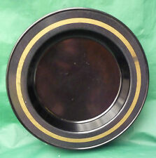 LARGE VINTAGE MELAMINE GUINNESS PUB ASHTRAY HOME BAR DISPLAY
