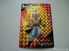Carte originale Dragon Ball Z PP Card N°1135 Prism Soft / 1995 Made in Japan