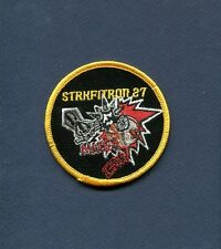 VFA-27 ROYAL MACES Strikefitron F-18 HORNET US NAVY Fighter Squadron Patch