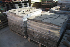 Reclaimed Pavers 10inch long 5inch wide