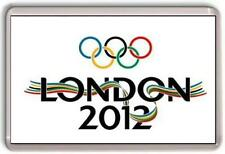 London 2012 Olympics Games logo Fridge Magnet 02