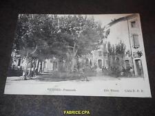 CPA VENDRES PROMENADE HERAULT 34 N675