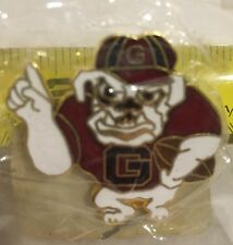Georgia Bulldog #1 Football Pin - SEC