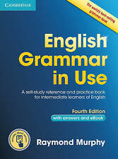 Cambridge English Grammar in Use with Answers & Online 4th Ed Raymond Murphy NEW
