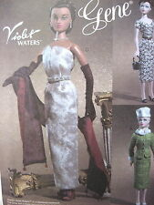 VOGUE 7844 Sewing Pattern ASHTON DRAKE GENE DOLL VIOLET WATERS Clothes 1952-53