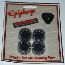 Epiphone Les Paul Speed Knobs Black Set Guitar Parts Custom SG HP ES Explorer T
