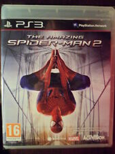 The Amazing Spider-Man 2 Nuevo precintado Spiderman PS3 en castellano In english