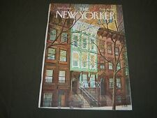 1969 APRIL 12 NEW YORKER MAGAZINE - BEAUTIFUL FRONT COVER FOR FRAMING- O 5251