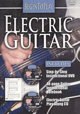BEGIN TO PLAY: ELECTRIC GUITAR [USED DVD]