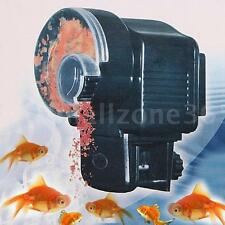 Automatic Auto Timer Food Feeder Fish Aquarium New Controllable Aquarium