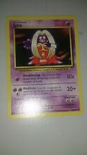 Jynx Pokemon Card UNCOMMON [BASE SET]