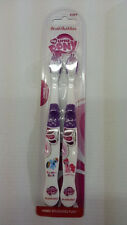 MY LITTLE PONY 2 PIECES KID TOOTH BRUSHES SET 100% ORIGINAL LICENSED MUST L@@K