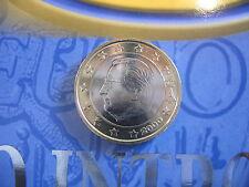 Belgien 1 Euro 2000 BU Kursmünze aus dem INTRO SET