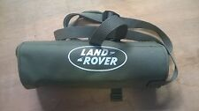 vintage style LANDROVER LAND ROVER TOOLKIT TOOL KIT ITEMS MILITARY ROLL