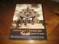 Confessions of a Burning Man DVD - Experience the Journey - Nevada Desert 2002
