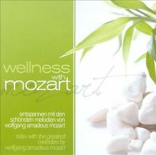 Wellness With Mozart, New Music