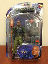 STARGATE: SG1 UNIVERSE ATLANTIS SERIES 2 TEAL'C ACTION FIGURE