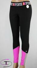 NWT VICTORIA'S SECRET PINK YOGA LEGGING LARGE YY278