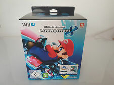 MARIO KART 8 Limited Edition Collectors Wii U BOX ONLY *NO GAME/SHELL*
