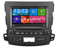AUTORADIO/DVD/GPS/IPOD/RADIO PLAYER CITROEN C-CROSSER D8848-2