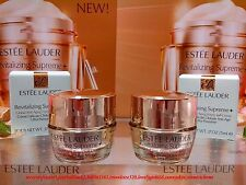 Estee Lauder R/Supreme+Global Anti-Aging Power Soft Creme◆5mlx2=10ml◆BEST NEW!!