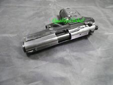 ITALY BLK METAL REPLICA BERETTA MOVIE PROP PISTOL GUN SELF DEFENSE TRAINING AID