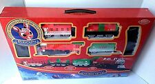 Rudolph the Red Nosed Reindeer Fifty + Glowing Years on television Train Set