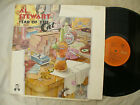 AL STEWART LP YEAR OF THE CAT Yugoslavian/ Yugoslavia rca issue LSRCA 73074