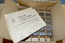 6x IN-12B nixie tubes TESTED from factory box NEW NOS OTK