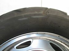 G  SUZUKI INTRUDER VL 1500  2002  OEM  REAR WHEEL