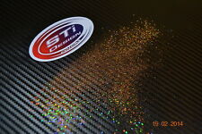 Glitter Glitzer Holo Metal Flakes 20g. Holographie Gold GP 0,27 €/g no Candy