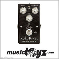 Suhr Koko Boost Reloaded Clean Boost Guitar Pedal - NEW - FREE Ship/Gift