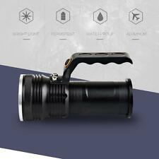 Rechargeable 4000LM XML LED Police Tactical Flashlight 18650 Torch Lamp Handheld