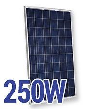 Pannello Solare Fotovoltaico 250W ideale per Impianto Casa e Baita 24V