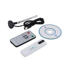 USB 2.0 DVB-T2/T DVB-C TV Tuner Stick USB Dongle for PC/Laptop Windows 7/8 LJ