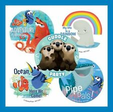 16 Finding Dory Stickers Hank Bailey Destiny Otters Nemo Movie Party Favors