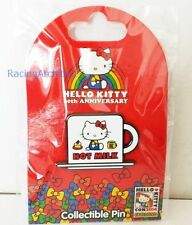 Hello Kitty Con 2014 Exclusive Metal Pin -  Hot Milk Convention