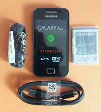 Samsung Galaxy Ace GT-S5830iSim Free Unlocked Black Android Smartphone brand new