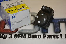 Chevrolet Impala Monte Carlo Power Mirror Control Switch new OEM 19259979