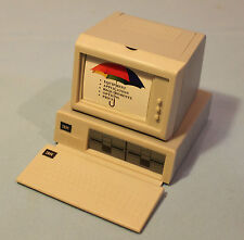 VINTAGE 1983 IBM PERSONAL COMPUTER PC PROMO DESK PAPER CLIP HOLDER COLLECTIBLE