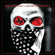 Eric Church - Caught in the Act Live [New CD]