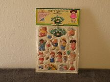 1983 - Cabbage Patch Kids Puffy Stick-on's Style 2 for Storybook - New