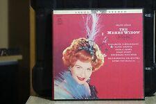 LEHAR THE MERRY WIDOW 2 LP BOX SET